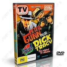 Dick Tracey + Peter Gunn : TV Double Feature : New DVD