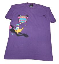 New listing Vtg Single Stitch Looney Tunes Daffy Duck Jamaica University Shirt Large
