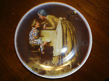 Norman Rockwell Collector Plate Take Your Medicine 1977 First Edition L@K!