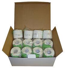 "Soneka Elastic Adhesive Bandage EAB Rugby Tape 5cm (2"") x 4.5m Box of 24 rolls"