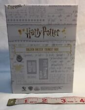 Loot Crate Harry Potter Wizarding World Exclusive Golden Snitch Trinket Box