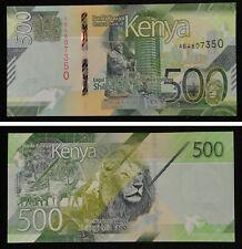 KENYA Paper Money 500 Shillings 2019 UNC