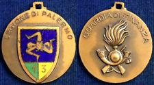 Medaglia Guardia di Finanza Legione di Palermo #PL423