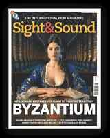 SIGHT AND SOUND Magazine, Vol 23 No 6, June 2013, Film and Movies