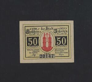 Germany  -  50 Pfennig 1921  UNC