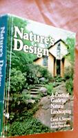 Nature's Design by Carol A. Smyser (Rodale Press Books)