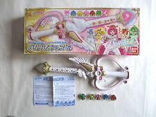 Smile Precure Princess Candle Stick Wand Pretty Cosplay 2012 Bandai Japan Used