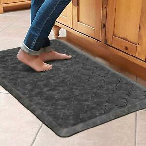 WiseLife Kitchen Mat Cushioned Anti Fatigue Floor Assorted Colors WATERPROOF