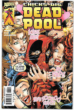 Deadpool #38 NM/NM+ 2000 Marvel Comics Movie Mercs High-Grade Priest Diaz