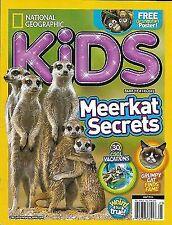 National Geographic Kids Magazine December 2016 January 2017