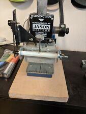 Jason Hot Foil Stamping Machine JS400, 18+24pt Cheltenham Typeface, holder, foil