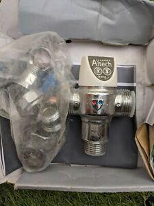 3 X Altech 15mm Thermostatic Mixing Valve UW05398. TMV 3/2