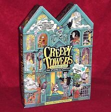 Vintage Reader's Digest Creepy Towers A Story Box Game Halloween First Edition