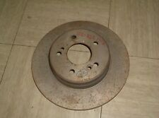Mercedes W124 Rear Solid Brake Disc A1244231112