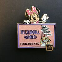 WDW 40th Anniversary of Walt Disney World - it's a small world Disney Pin 83747