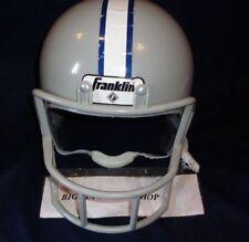 d566436bd Franklin Dallas Cowboys Plastic Kids Youth Football Helmet Replica NFL Play