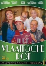 3 DVD-BOX IN DE VLAAMSCHE POT 4 - SERGE HENRI VALCKE & FRANS VAN DEURSEN - R2