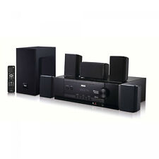 Bluetooth Home Theater Speaker AM/FM Digital Tuner HDMI Audio Inputs W/Remote