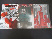 Batman No 667, 668, 669 Us DC Comics near Comme neuf