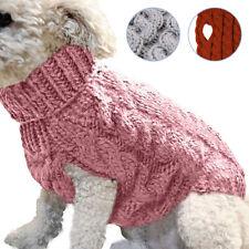 Bobby Pet Dog Warm Sweater Jumper Puppy Winter Clothes Coat Jecket Medium Large