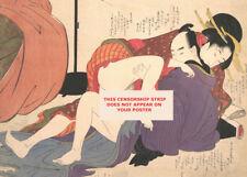 Erotic Scene III KITAGAWA UTAMARO Japanese, 1700's, ukiyo-e erotica posters