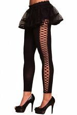 Valentines Accessories Black Legging Good Match to Maid Costume And Mini Skirt