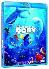 ALLA RICERCA DI DORY (BLU-RAY) ANIMAZIONE DIGITALE WALT DISNEY 2017