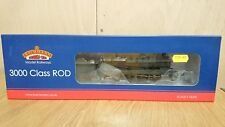 RARE Bachmann Branch Line 31-128 3000 Class Rod 3036 BR Black Early Weatherd NEW