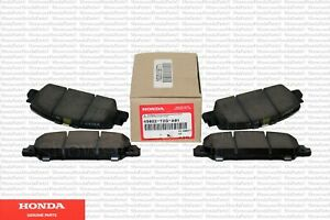 Genuine Honda OEM Front Brake Pad Kit 2013-2017 Accord (Non LX) & 2016-2018 HR-V