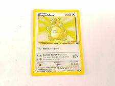 Pokemon TCG Card Jungle Set Kangaskhan 5/64 Fossil Rare Holo VV