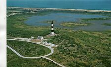 BODIE ISLAND LIGHTHOUSE,OUTER BANKS,CAPE HATTERAS NATIONAL SEASHORE,NC 1966