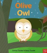 Rounds: Olive Owl, Very Good Condition Book, Emma Tranter, ISBN 9780857636997