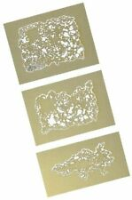 Iwata Texture Fx Mini Series airbrush templates Artool NEW Airbrush Anest Iwata