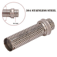 38MM Stainless Muffler Plug Baffle Insert Mesh Pipes For Motorcycle Exhaust Pipe