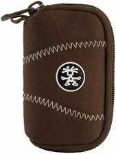 Crumpler PP 55 Compact Camera Pouch / Bag with Strap - Brown