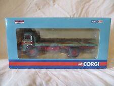 CORGI CC11611 LEYLAND (LAD) PLATFORM LORRY 'POLLOCK'. MIB/BOXED. 1:50