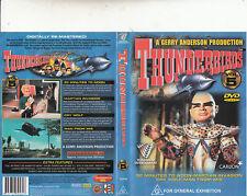 Thunderbirds-Vol 5-1966-TV Series UK-[4 Episodes]-DVD