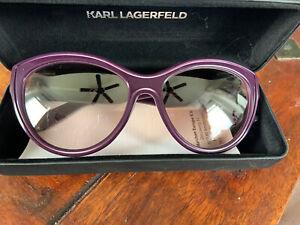 Karl Lagerfeld Marchon Eyewear Sonnenbrille KL898S0705517140