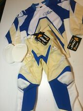 Thor Kids Motocross Gear Set Pants 20 Shirt Xsm Girls Boys Special 50 Crf Ttr