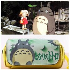 Studio Ghibli My Neighbor Totoro Pencil Case Boys & Girls Pen Pouch Cosmetic Bag