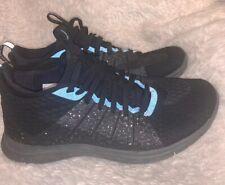 Nike F.C Free Hypervenom 2 Reflective Men's Black Deep Running Shoes  Sz 12