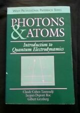 Photons & Atoms Introduction to Quantum Electrodynamics (Paperback)