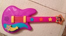 Fisher Price Dora the Explorer Singing Star Guitar - Over 20 Songs & Melodies