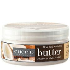 Cuccio Naturale Crema idratante,nutriente corpo,mani,piedi Cocco e Zenzero 237gr