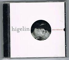 HIGELIN - AMOR DOLOROSO - CD - OCCASION - TRÈS BON ÉTAT