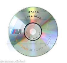 BMW MK3 ///M FIRMWARE UPDATE CD V32.2 NIGHT MODE NAVIGATION COMPUTER M3 M5 X5