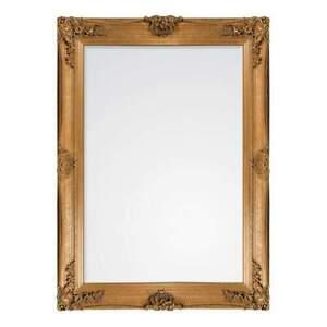 Aurora Gold Rectangle Mirror