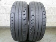 (6363) 2x SOMMERREIFEN 195/60 R16 93H Continental EcoContact 5