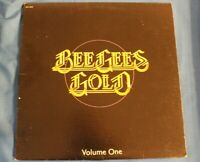 The Bee Gees Gold Volume One 1976 LP Cover VG Vinyl VG+ RSO #RS-1-3006