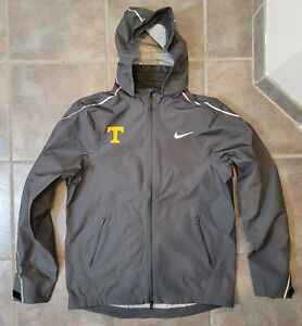 Nike Tennessee Vols Sideline Elite Full Zip Rain Jacket Coat Men's Sz Small NEW